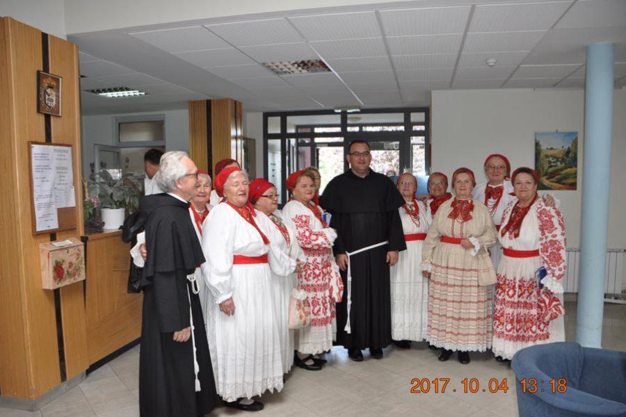 """Sa našim korisnicima posjetili smo dom """"Kuća sv. Franje"""