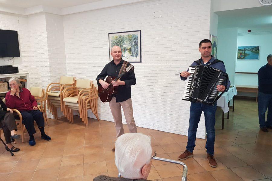 Proljetni koncert u Domu Zaprešić