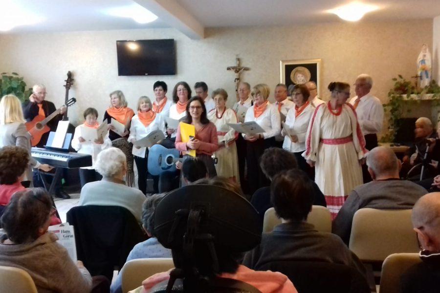 Proljetni koncert u Domu Ježdovec