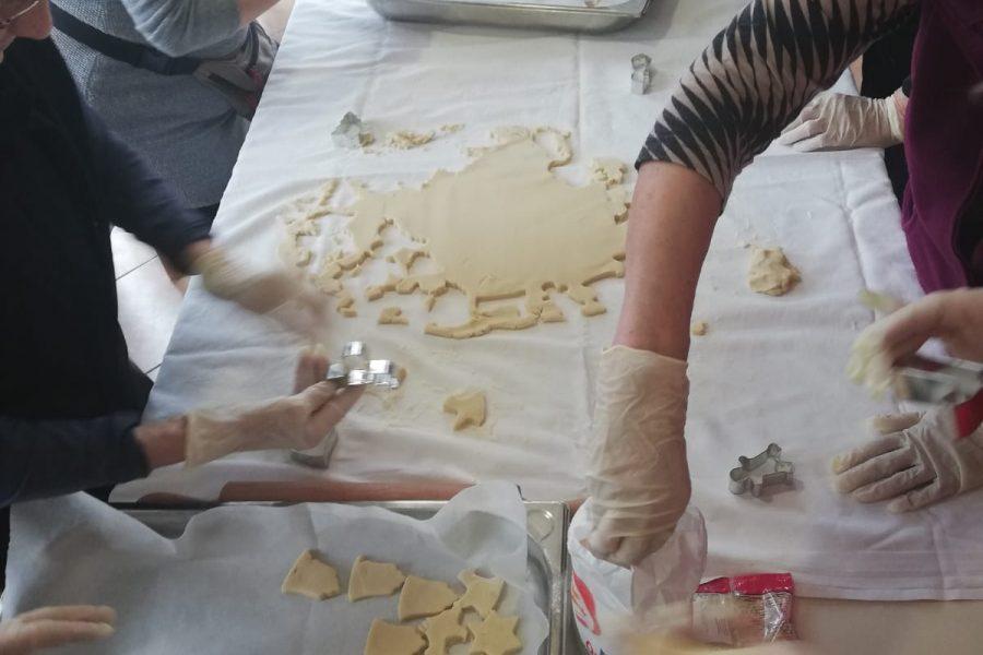 Izrada božićnih kolačića