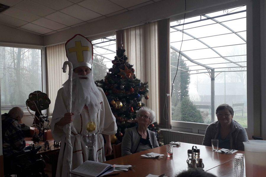 Sveti Nikola u Domu Bistra