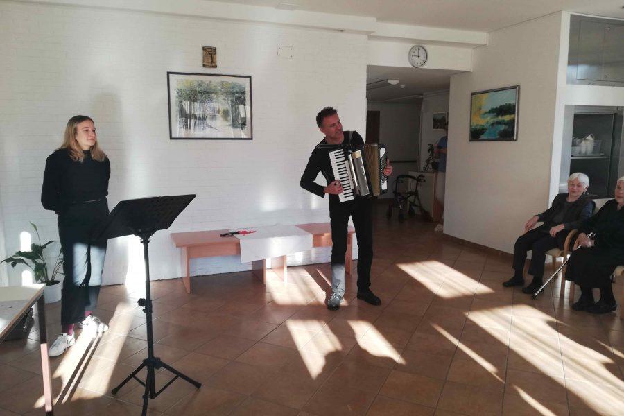 Koncert Zorana i Lee Blagojević