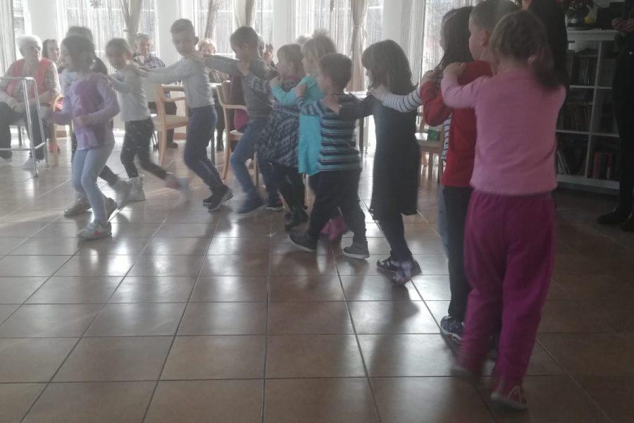 Posjet djece iz dječjeg vrtića Smokvica